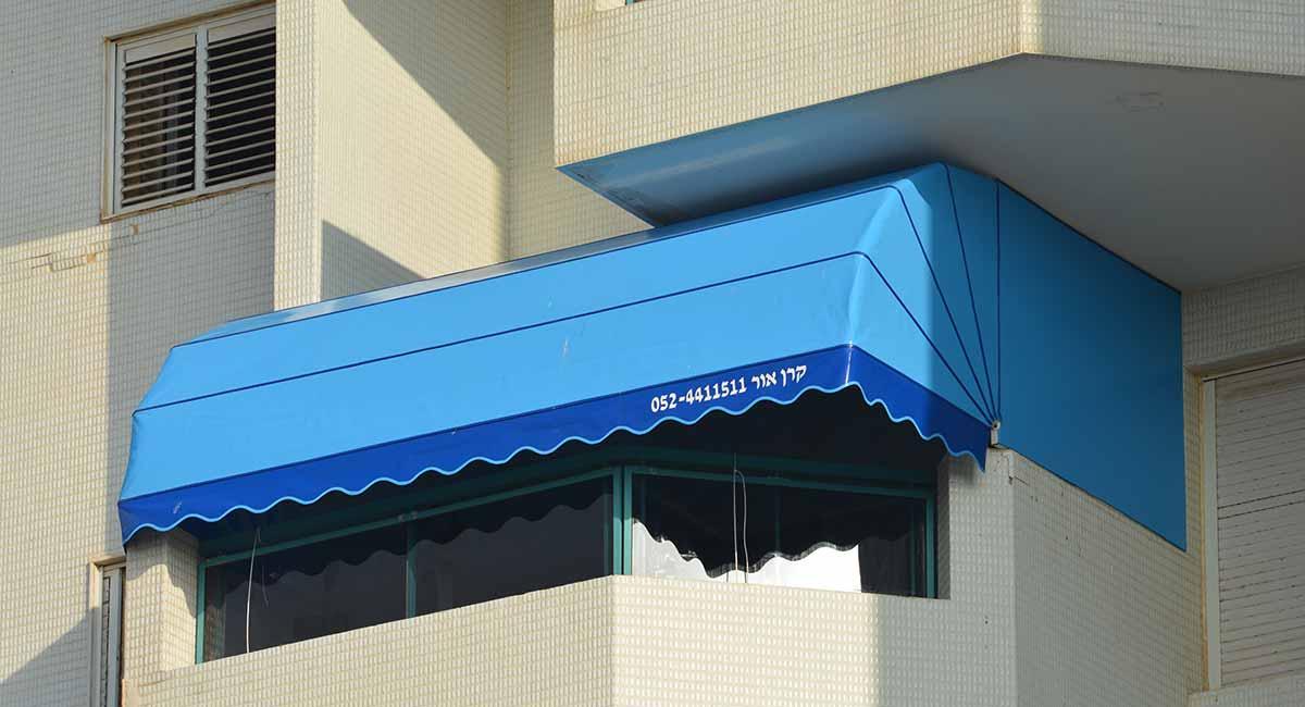 מרקיזה + חלק קבוע בצבע כחול