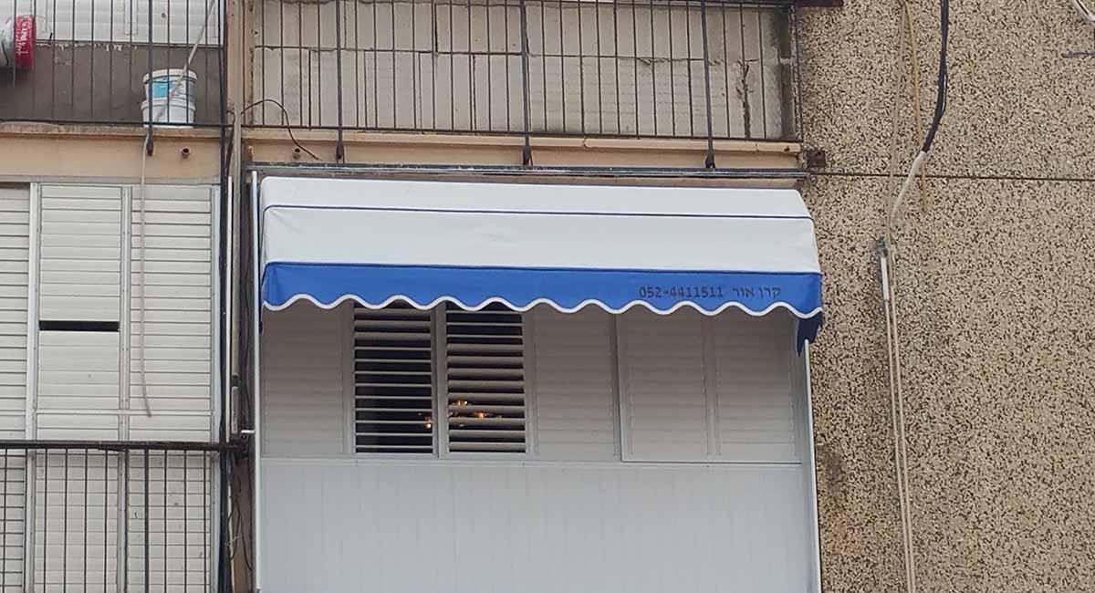 מרקיזה לחלונות ותריסים
