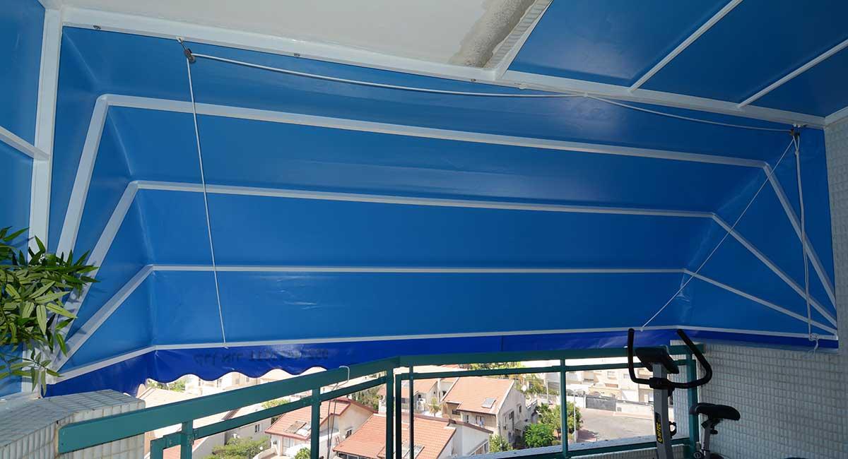 מרקיזה חלק קבוע צבע כחול – 1