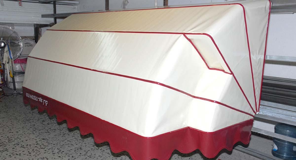 מרקיזה עם מעקף לעמוד - בסיום הייצור – 1