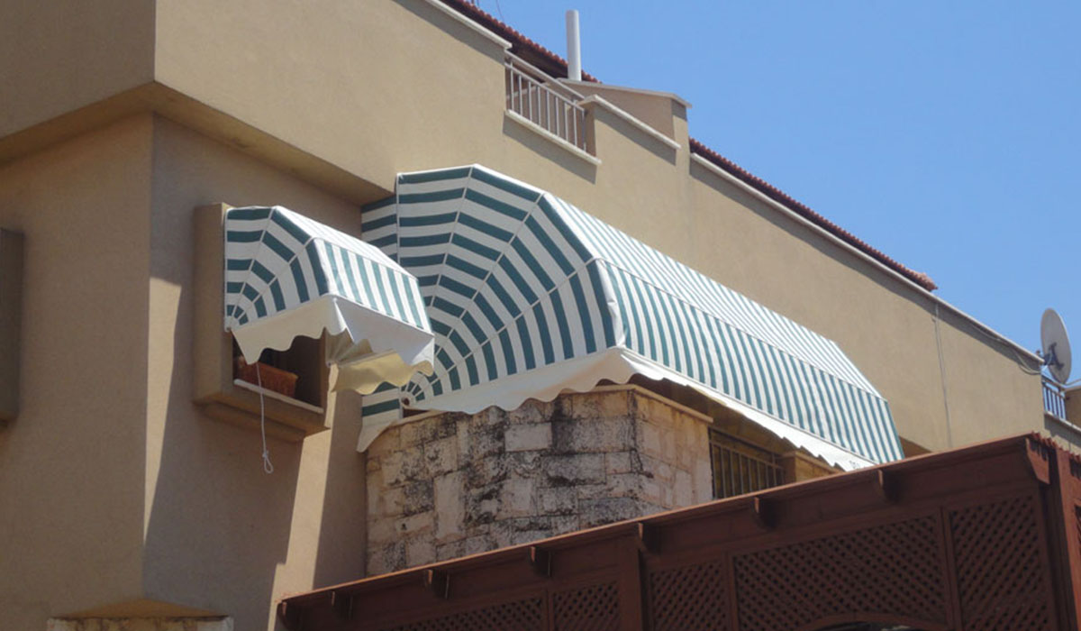 מרקיזות למרפסות וחלונות